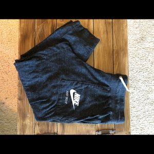Nike Dark Gray joggers